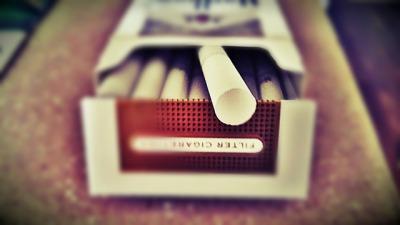 禁煙しようと思った時すぐできるように今から戦略的に減煙し喫煙する