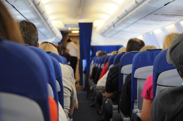 飛行機の気圧対策